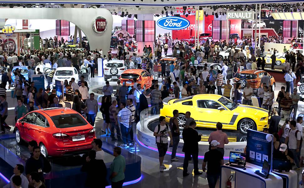 Eventos de carros: conheça quais são os maiores eventos automotivos do país
