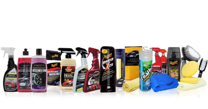 Produtos para lavar carros: confira as melhores marcas para cada etapa da limpeza